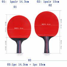 quality table tennis bats high quality table tennis ping pong racket paddle bat a587