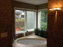bathroom window ideas for privacy how can i create privacy with window sun in bathroom