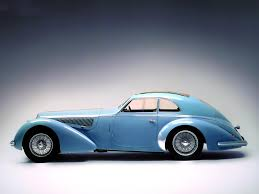 cars to drive in a lifetime alfa romeo 8c 2900 b
