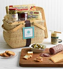 1800 gift baskets country gift basket fancies flowers gifts