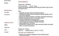 Event Manager Sample Resume by Resume Builder U2022 Free Resume Builder With Resumes Online The