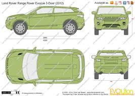2000 land rover green the blueprints com vector drawing land rover range rover evoque