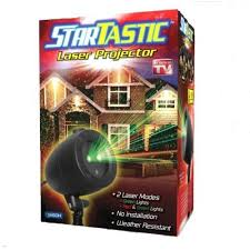startastic light show laser light projector as seen on tv
