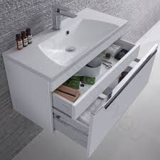 roper rhodes cypher wall hung unit with isocast basin uk