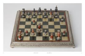 masterworks rare and beautiful chess sets of the world dylan