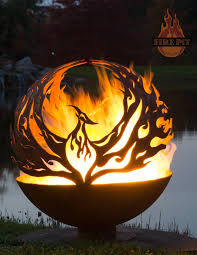 How To Lite A Fire Pit - best 25 fire pits ideas on pinterest outdoor outdoors and