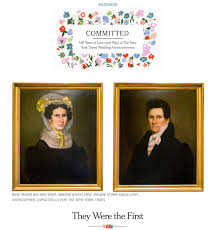 wedding announcements new project looks back at 165 years of new york times wedding