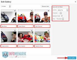 Cara Membuat Album Foto Di Blog Wordpress | cara membuat album foto galeri di wordpress tanpa plugin info menarik