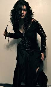 Bellatrix Halloween Costume Bellatrix Lestrange Cosplay Lovett Bellatrix Lestrange