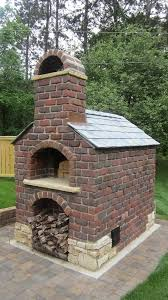 Brick Oven Backyard by 78 Best Pizza Ovens Images On Pinterest Brick Ovens Outdoor