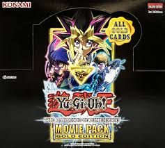 yu gi oh the dark side of dimensions movie pack gold special