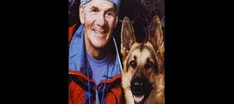 German Shepherd Blindness Blind Man Hikes The Appalachian Trail With The Help Of A German