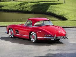 classic red mercedes 1961 mercedes benz 300 sl 300sl roadster classic driver market