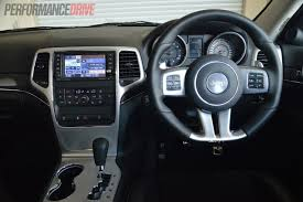 jeep indonesia 2013 jeep grand cherokee srt8 review video performancedrive