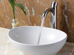 Vessel Sink Waterfall Faucet Bathroom Faucet Elite Single Handle Bathroom Sink Waterfall