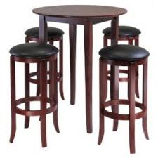 High Bistro Table High Bistro Table Set Foter