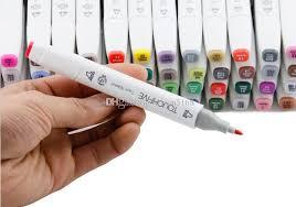 2017 manga sketch marker pen art marker pen five generation 5