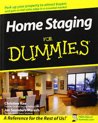 home staging for dummies christine rae jan saunders maresh