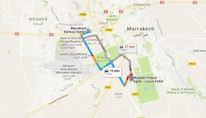Marrakech Map World by Geoafrica 2017 3rd African Regional Conference On Geosynthetics