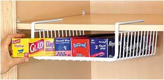 kitchen under cabinet storage under shelf storage under cabinet storage baskets under cabinet