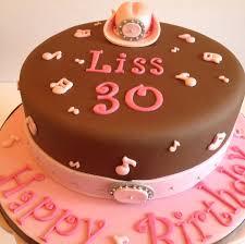 country music cake