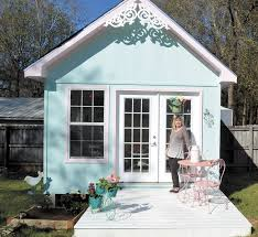 forget about the man cave build her a u0027she shed u0027 lagniappe mobile