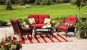 Red Patio Chair Cushions Better Homes And Gardens Patio Cushions Interior Design