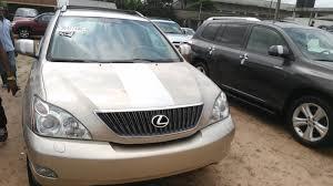 lexus rx 350 for sale in abu dhabi carworld nigeria