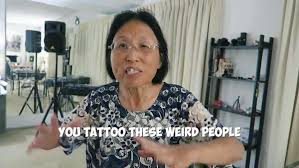 swan tattoo prank gallery tube