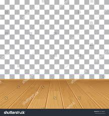 Wooden Table Texture Vector Vector Wood Table Top On Isolated Stock Vector 421788061