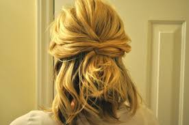 partial updos for medium length hair bridesmaid hairstyles medium length hair half up best 25 mother