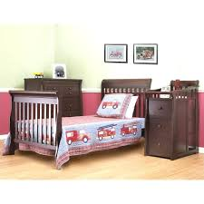 Crib And Bed Combo Convertible Crib Sets Gray Crib Sets Baby Furniture Convertible