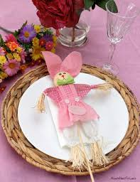 Easter Decorations Table Setting by 10 Easter Table Setting Ideas On A Budget How To Nest For Less