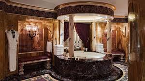 Huge Bathtub Bathroom Designs With Round Bathtubs