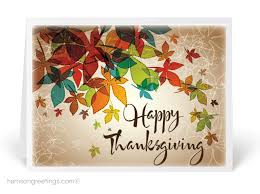 business thanksgiving cards thanksgiving cards for corporate