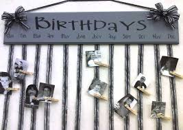 birthday board birthday board craft ideas