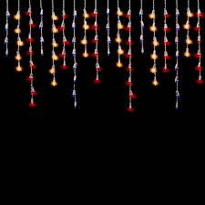 patriotic icicle lights