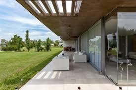 concrete homes designs 289 sqm modern concrete house design with unique structure