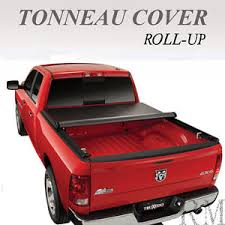 Roll And Lock Bed Cover Lock Roll Up Soft Tonneau Cover Fit 2009 2017 Dodge Ram 1500 2500