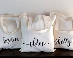 bridesmaid bags custom bridesmaid tote bag bridesman gift