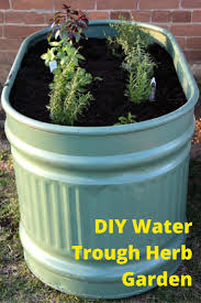 water trough planter 16 best water trough images on pinterest garden ideas backyard