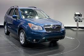 2012 Subaru Forester Interior 2014 Subaru Forester Adds Size Sophistication And Safety J D