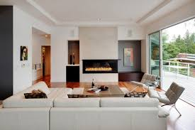contemporary living room ideas with fireplace throughout how to
