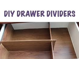 how to organize kitchen drawers diy cheap organizing diy drawer dividers
