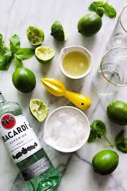 bacardi mojito recipe how to make a mojito u2013 saucey