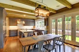 barn home interiors the industrial look in yankee barn post and beam homes
