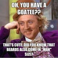 Funny Beard Memes - beard memes badger blade