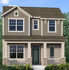 graham peak in beeler park by david weekley homes denver co