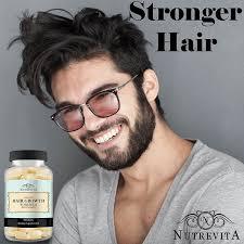 amazon com nutrevita biotin vitamins for hair growth beauty