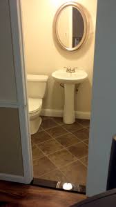 Powder Room Remodels Powder Room Remodel M A S Construction